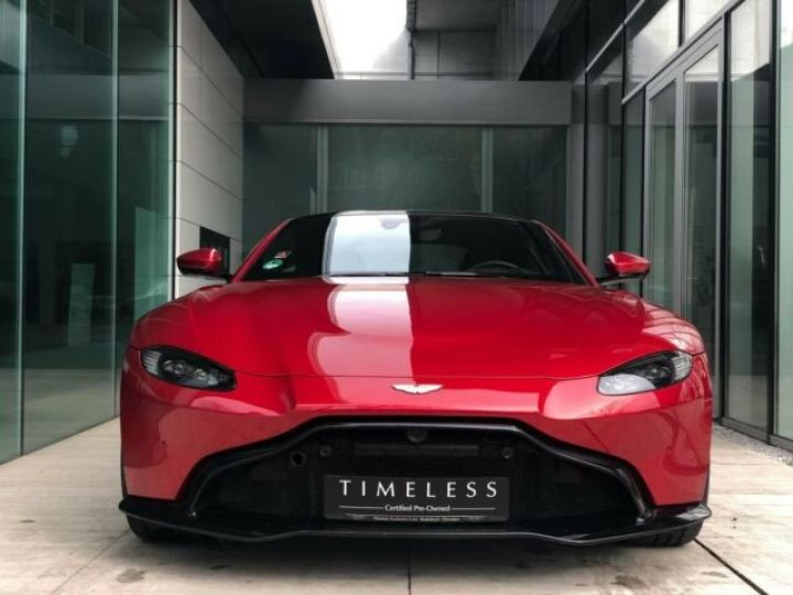 Aston Martin V8 Vantage NEW VANTAGE#Pack Black extérieur#Pack Sport Plus Hyper Red métal - 10