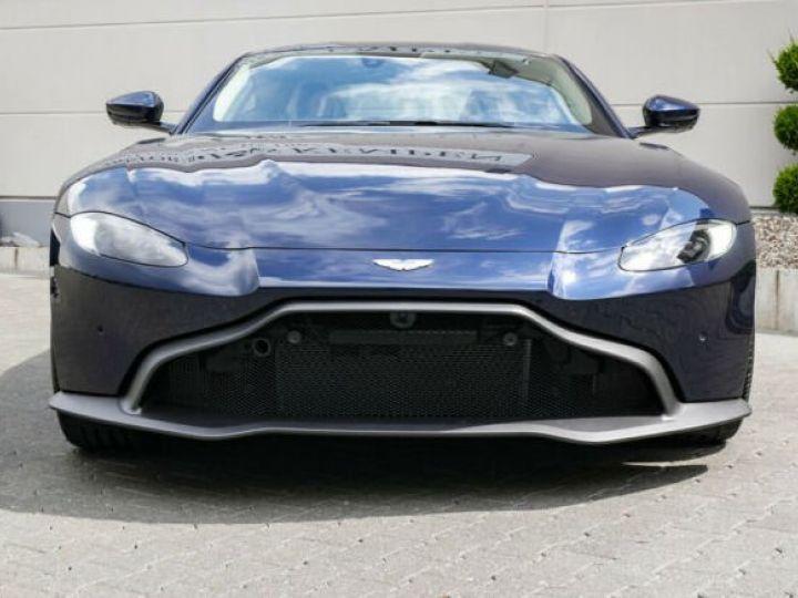 Aston Martin V8 Vantage Pack extérieur Black#cuir bicolore Midnight blue métal - 7