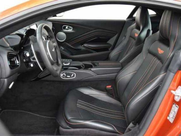 Aston Martin V8 Vantage Pack Sport Plus#Pack Exterior Black #Pack Comfort Cinnabar Orange métal - 6