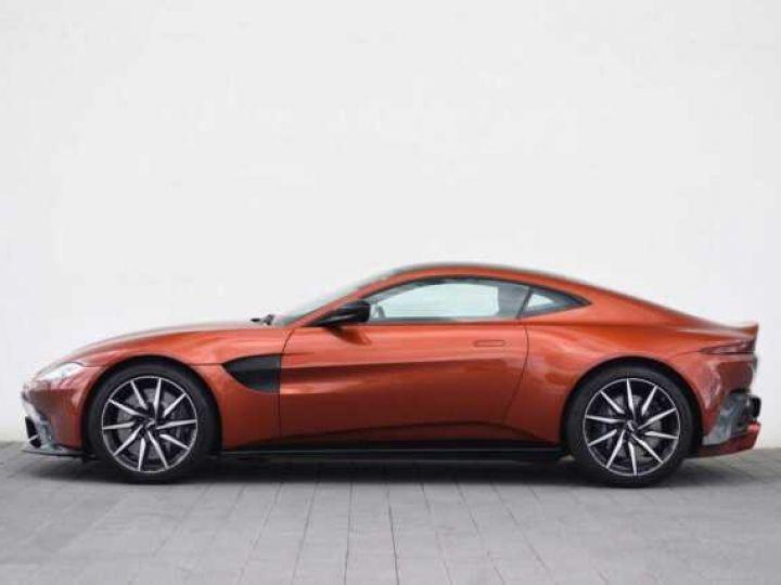 Aston Martin V8 Vantage Pack Sport Plus#Pack Exterior Black #Pack Comfort Cinnabar Orange métal - 8