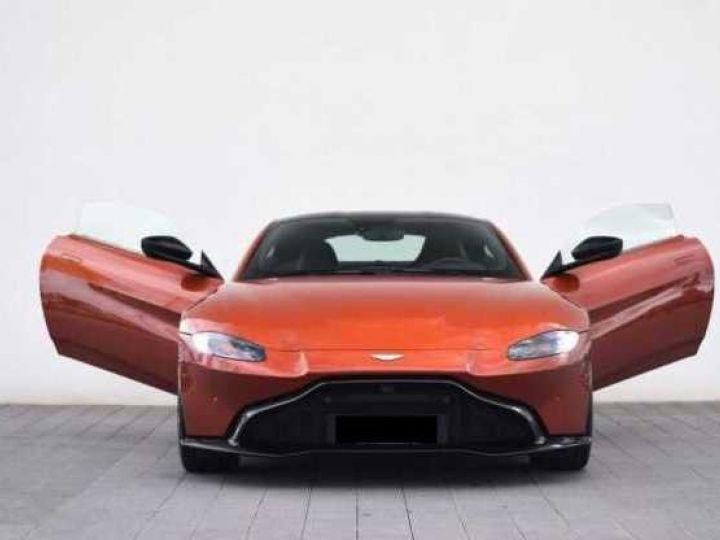 Aston Martin V8 Vantage Pack Sport Plus#Pack Exterior Black #Pack Comfort Cinnabar Orange métal - 10