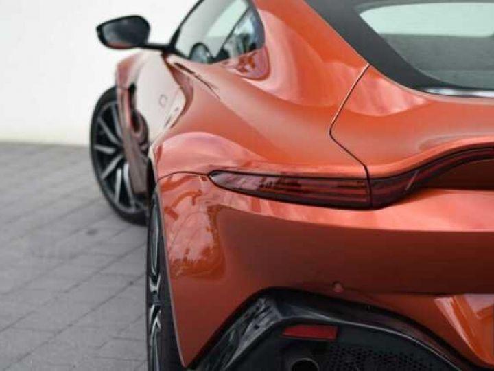 Aston Martin V8 Vantage Pack Sport Plus#Pack Exterior Black #Pack Comfort Cinnabar Orange métal - 13