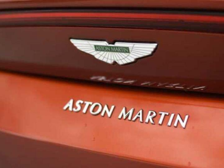 Aston Martin V8 Vantage Pack Sport Plus#Pack Exterior Black #Pack Comfort Cinnabar Orange métal - 14