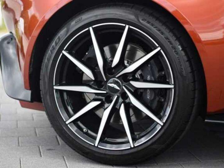 Aston Martin V8 Vantage Pack Sport Plus#Pack Exterior Black #Pack Comfort Cinnabar Orange métal - 15