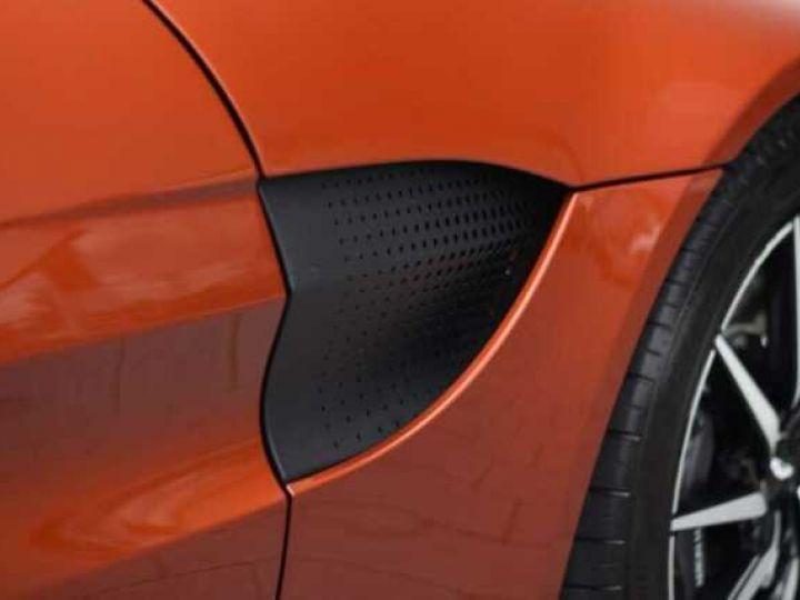Aston Martin V8 Vantage Pack Sport Plus#Pack Exterior Black #Pack Comfort Cinnabar Orange métal - 16