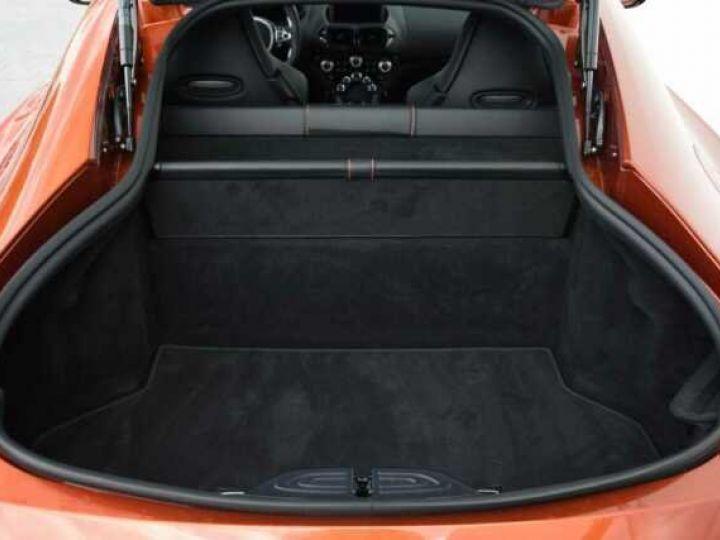 Aston Martin V8 Vantage Pack Sport Plus#Pack Exterior Black #Pack Comfort Cinnabar Orange métal - 17