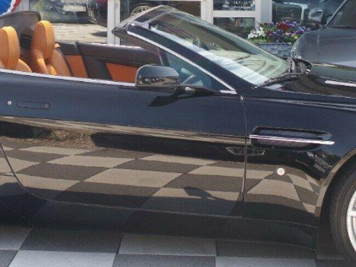 Aston Martin V8 Vantage ROADSTER 4.3 385  BVA6 noir métal - 3