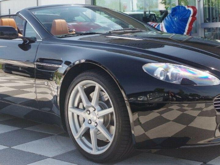 Aston Martin V8 Vantage ROADSTER 4.3 385  BVA6 noir métal - 4