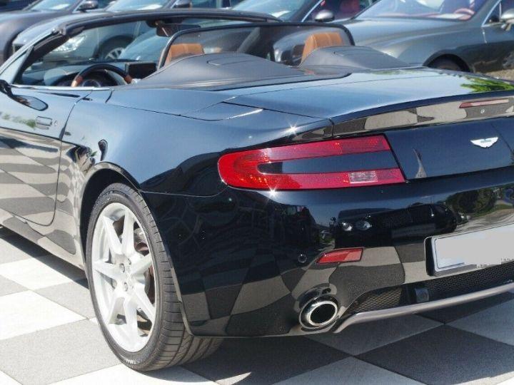 Aston Martin V8 Vantage ROADSTER 4.3 385  BVA6 noir métal - 6