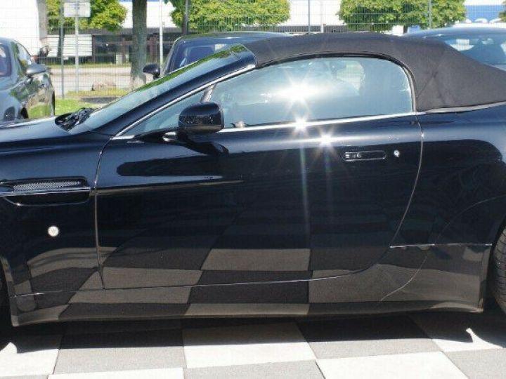 Aston Martin V8 Vantage ROADSTER 4.3 385  BVA6 noir métal - 9