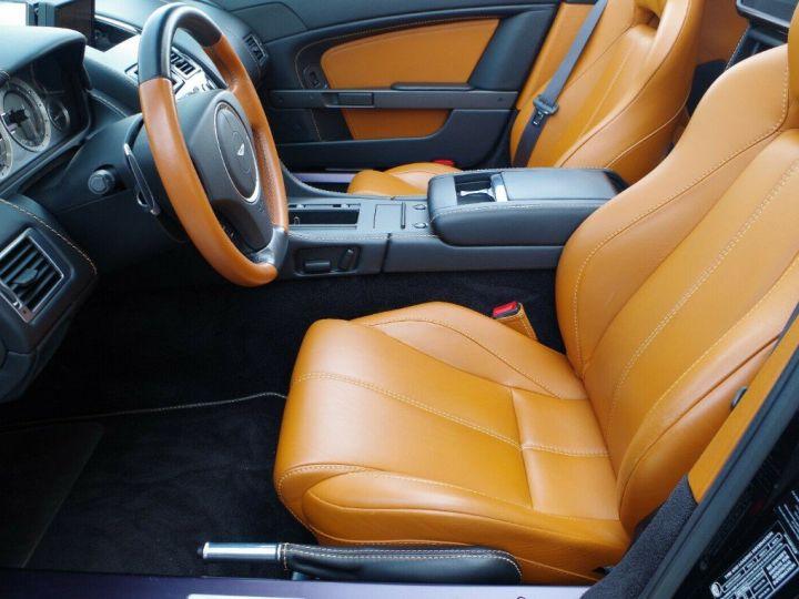 Aston Martin V8 Vantage ROADSTER 4.3 385  BVA6 noir métal - 10