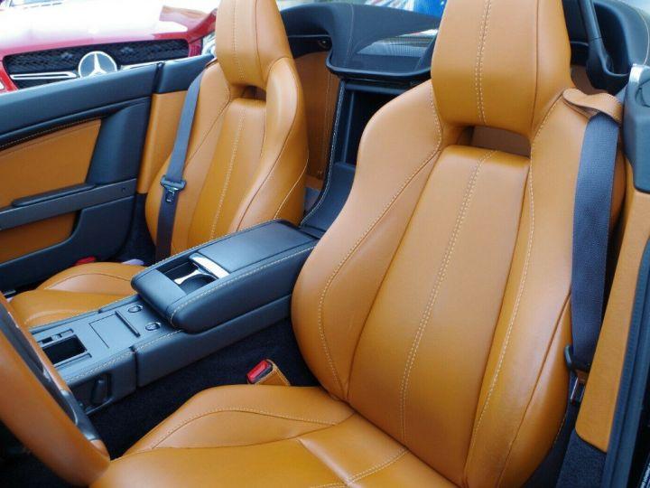 Aston Martin V8 Vantage ROADSTER 4.3 385  BVA6 noir métal - 11
