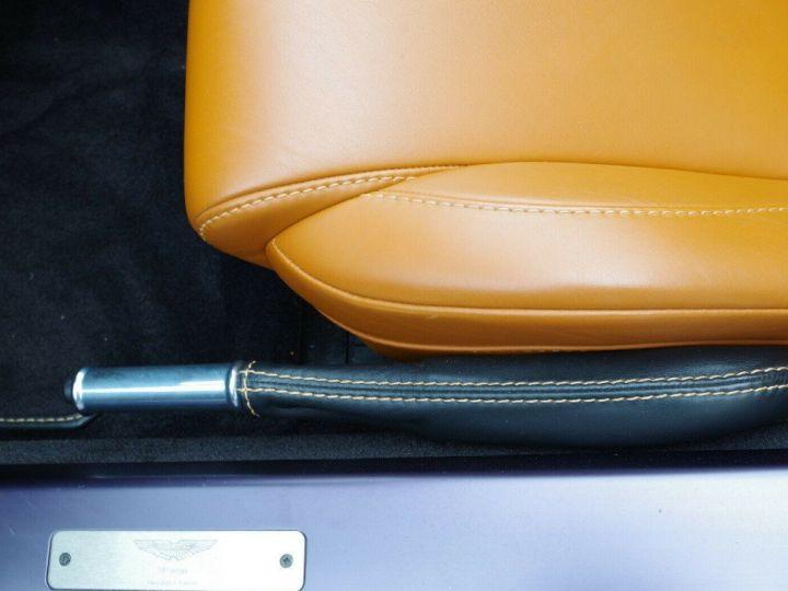 Aston Martin V8 Vantage ROADSTER 4.3 385  BVA6 noir métal - 12
