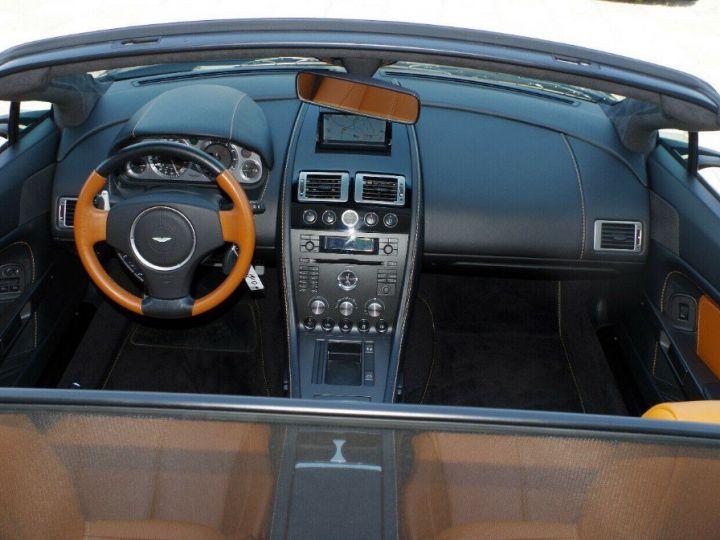 Aston Martin V8 Vantage ROADSTER 4.3 385  BVA6 noir métal - 13