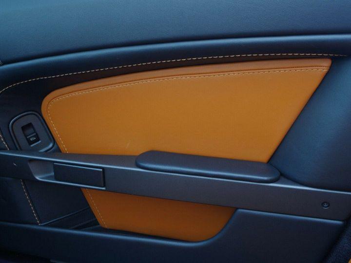 Aston Martin V8 Vantage ROADSTER 4.3 385  BVA6 noir métal - 14