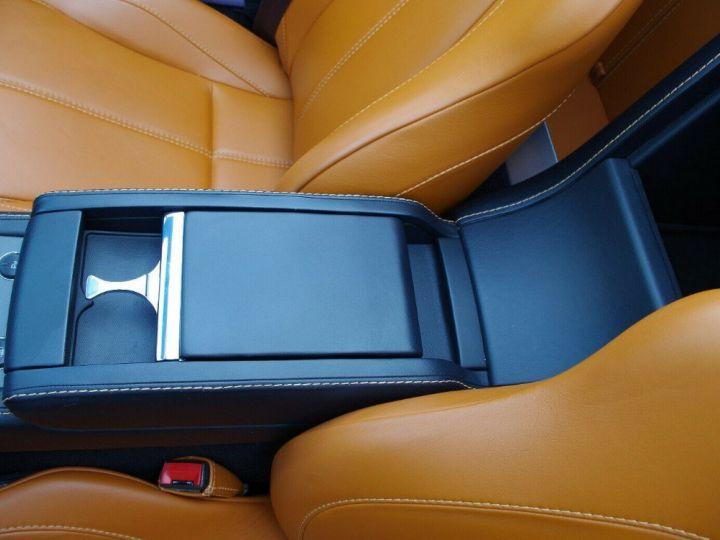 Aston Martin V8 Vantage ROADSTER 4.3 385  BVA6 noir métal - 16