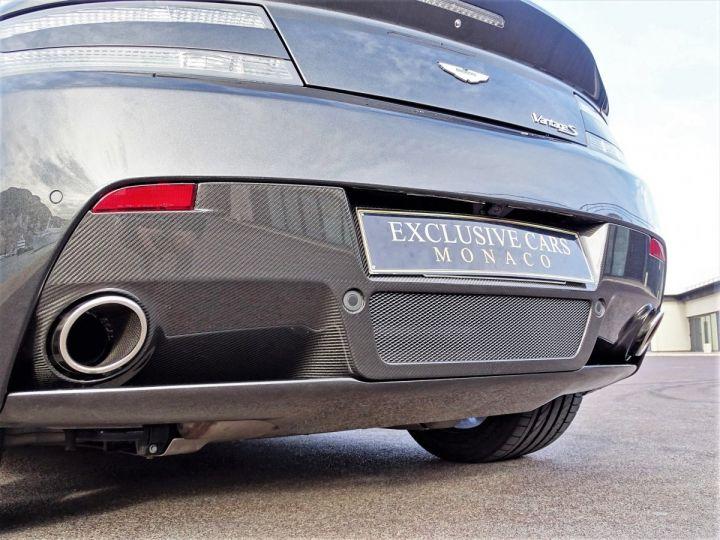 Aston Martin V8 Vantage S COUPE SP10 - MONACO CERAMIC GREY METAL - 16