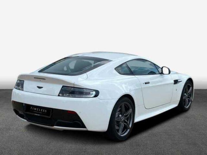 Aston Martin V8 Vantage S N430 Speedway White métal - 2
