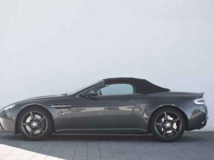 Aston Martin V8 Vantage S ROADSTER SPORTSHIFT Meteorite Silver métal - 5