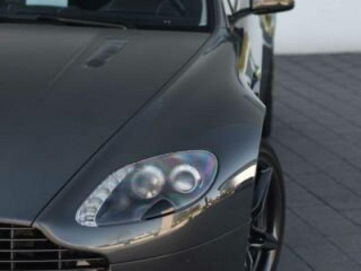 Aston Martin V8 Vantage S ROADSTER SPORTSHIFT Meteorite Silver métal - 6