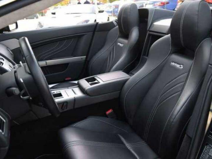Aston Martin V8 Vantage S ROADSTER SPORTSHIFT Meteorite Silver métal - 9