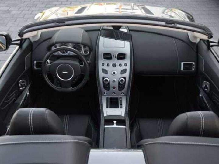 Aston Martin V8 Vantage S ROADSTER SPORTSHIFT Meteorite Silver métal - 10