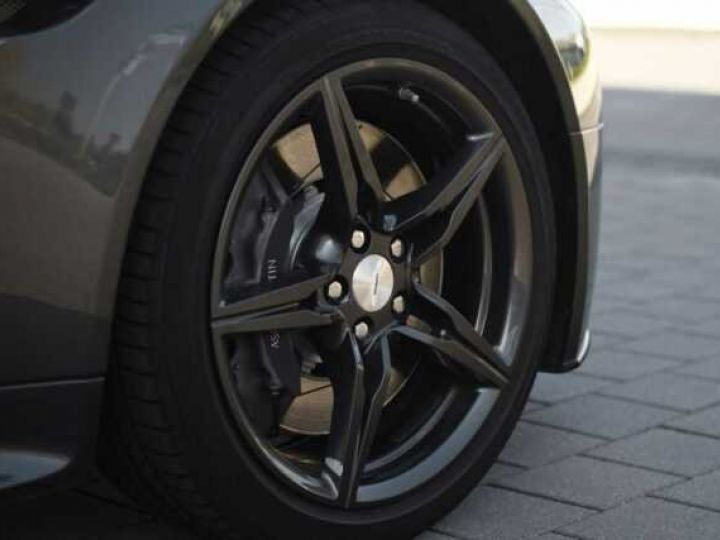 Aston Martin V8 Vantage S ROADSTER SPORTSHIFT Meteorite Silver métal - 20