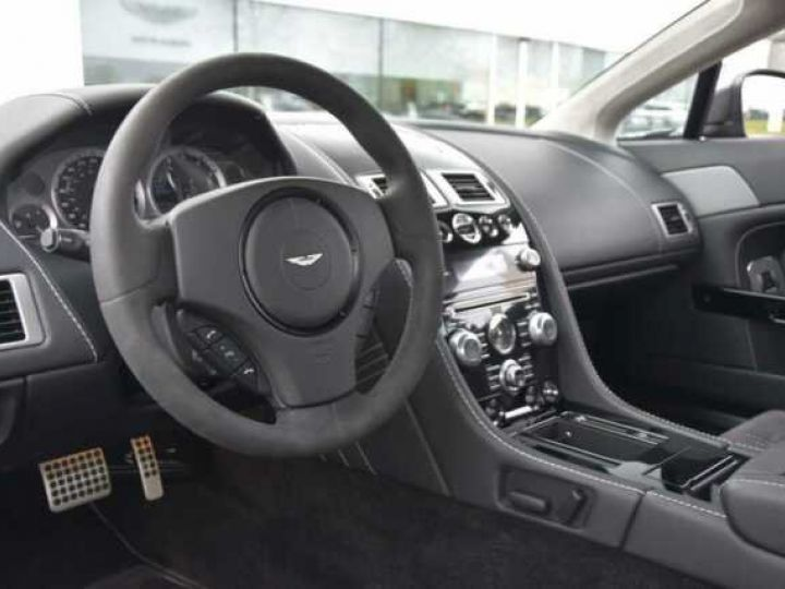 Aston Martin V8 Vantage SP10 PACK CARBONE EXTERIEUR  Ceramic Grey métal - 12
