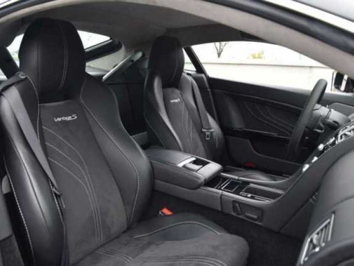 Aston Martin V8 Vantage SP10 PACK CARBONE EXTERIEUR  Ceramic Grey métal - 14