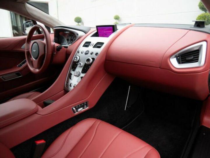 Aston Martin VANQUISH Stratus White - 5