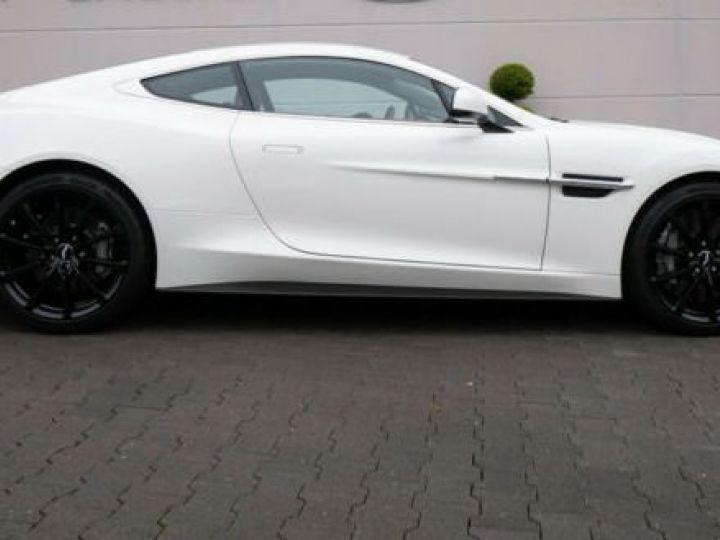 Aston Martin VANQUISH Stratus White - 8
