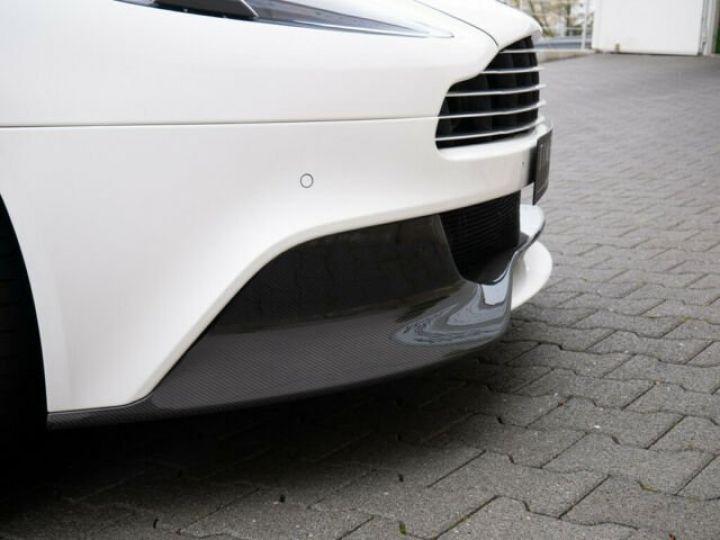 Aston Martin VANQUISH Stratus White - 15