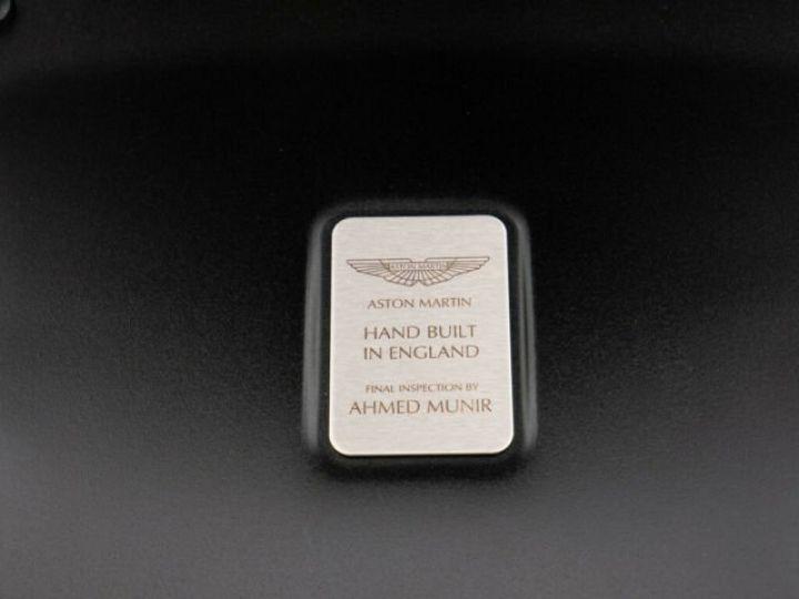 Aston Martin VANQUISH Stratus White - 17