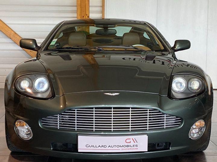 Aston Martin Vanquish 5.9 V12 466ch BVA VERT - 2