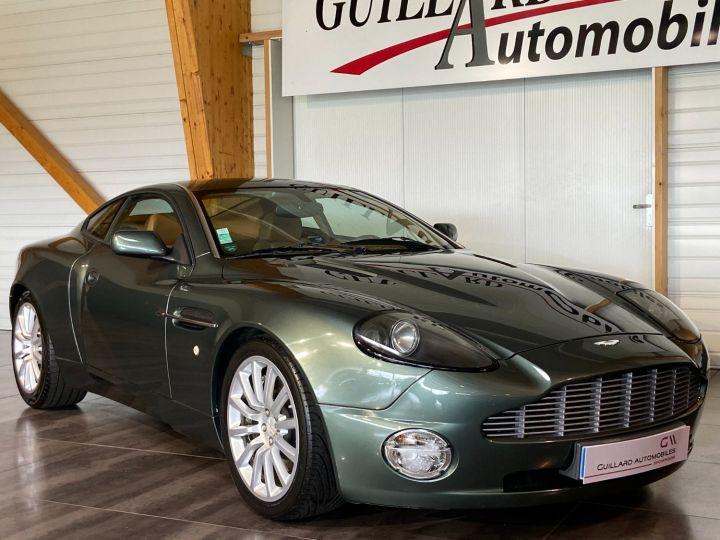 Aston Martin Vanquish 5.9 V12 466ch BVA VERT - 5