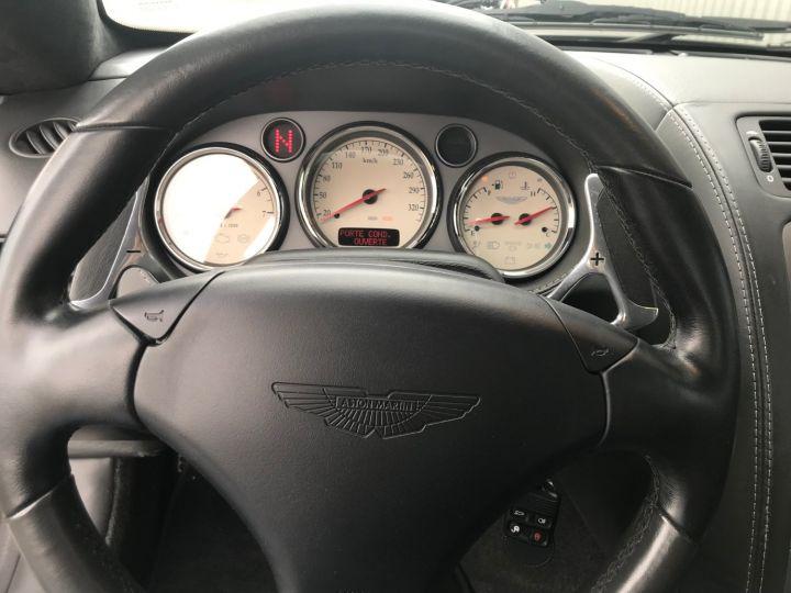 Aston Martin Vanquish 5.9 V12 528 S SPEEDSHIFT Gris Anthracite Métal - 10