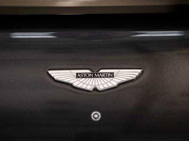 Aston Martin VANQUISH BVA TOUCHTRONIC III 8 rapports ZF# UNE VALEUR REFUGE Meteorite Silver métal - 12
