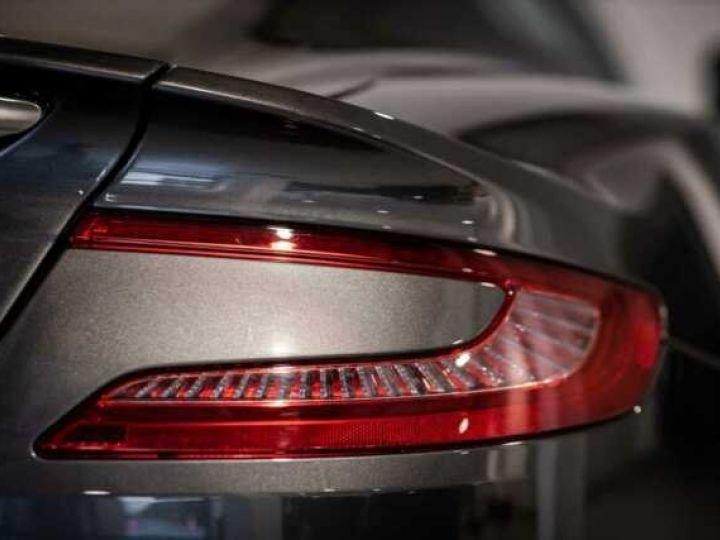 Aston Martin VANQUISH BVA TOUCHTRONIC III 8 rapports ZF# UNE VALEUR REFUGE Meteorite Silver métal - 13