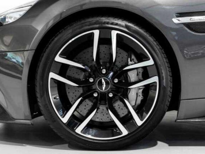 Aston Martin VANQUISH BVA TOUCHTRONIC III 8 rapports ZF# UNE VALEUR REFUGE Meteorite Silver métal - 15