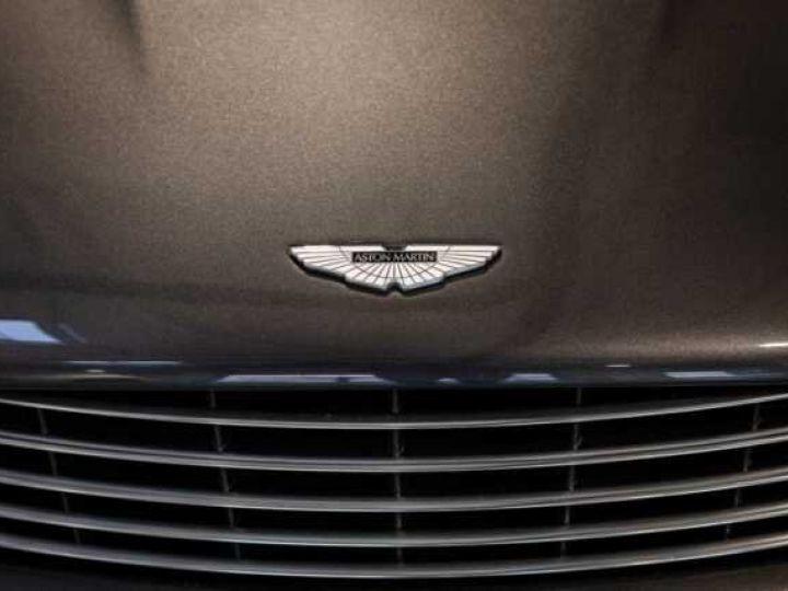 Aston Martin VANQUISH BVA TOUCHTRONIC III 8 rapports ZF# UNE VALEUR REFUGE Meteorite Silver métal - 19