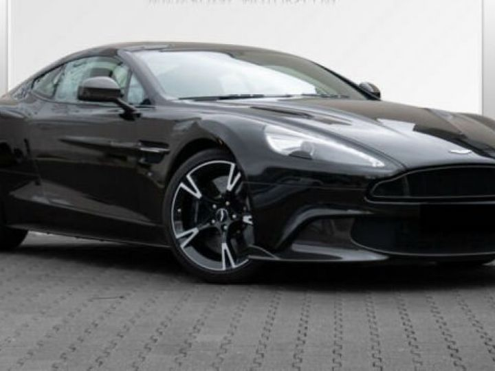 Aston Martin VANQUISH S Onyx Black - 1