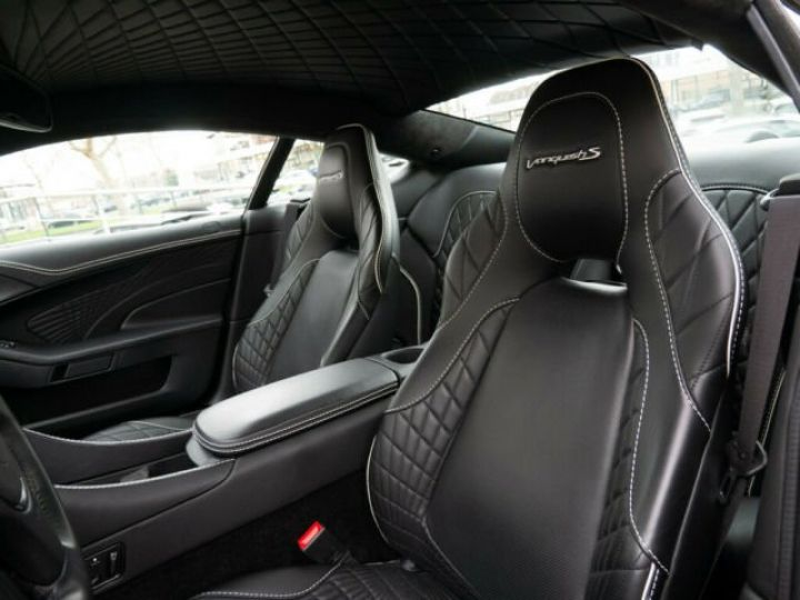 Aston Martin VANQUISH S Onyx Black - 3