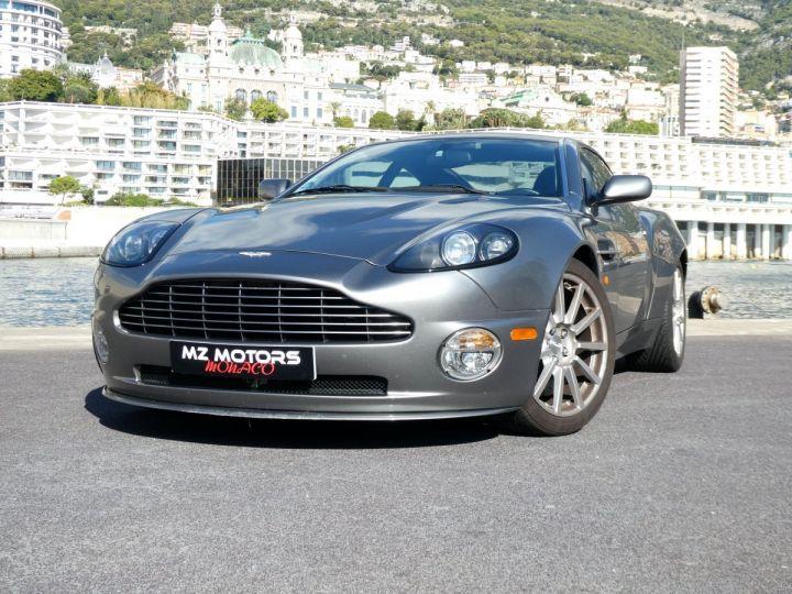 Aston Martin VANQUISH S 5.9 V12 528 2+2 Gris Tungsten Occasion - 2
