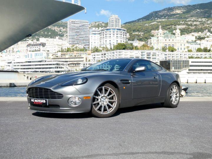 Aston Martin VANQUISH S 5.9 V12 528 2+2 Gris Tungsten Occasion - 3