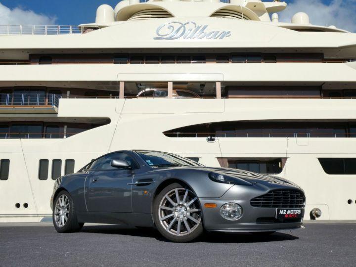 Aston Martin VANQUISH S 5.9 V12 528 2+2 Gris Tungsten Occasion - 6