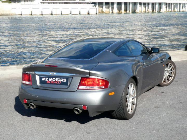 Aston Martin VANQUISH S 5.9 V12 528 2+2 Gris Tungsten Occasion - 12