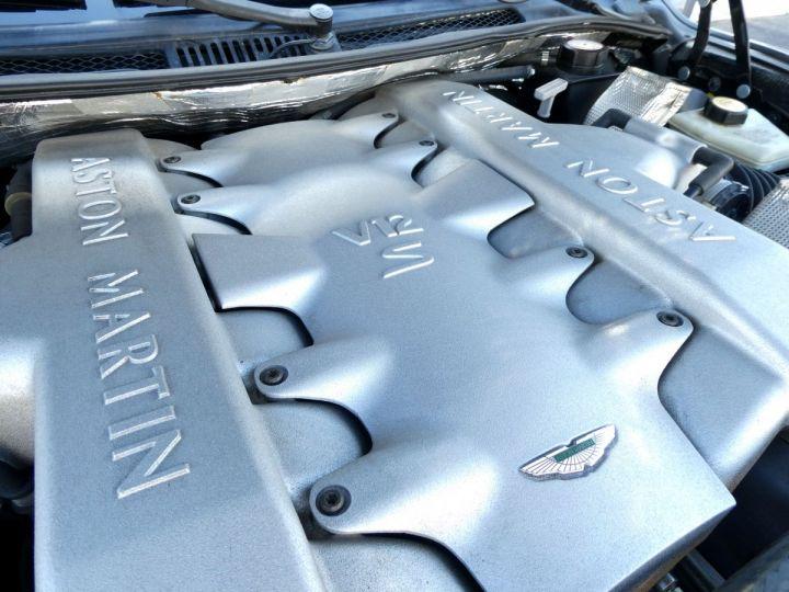 Aston Martin VANQUISH S 5.9 V12 528 2+2 Gris Tungsten Occasion - 20
