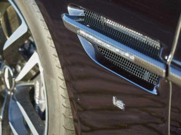 Aston Martin VANQUISH S PACK CARBONE Onyx Black métal - 6