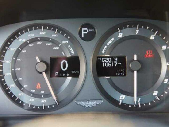 Aston Martin VANQUISH S PACK CARBONE Onyx Black métal - 12