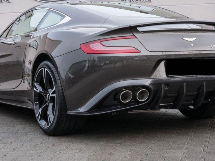 Aston Martin VANQUISH S PACK CARBONE/Volant One-77 - ETAT NEUF Cumberland Grey (Special Q) - 2